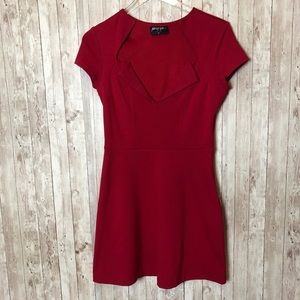 Nasty Gal | Red Minidress